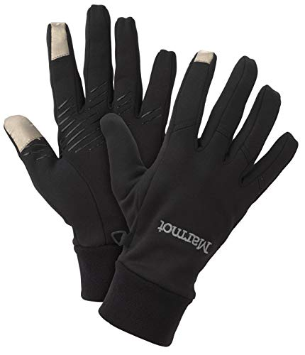 (Marmot Connect Gloves Black)