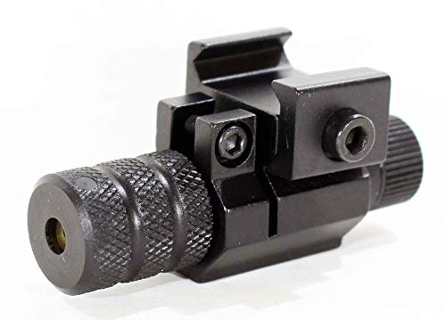 red Sight for Glock Gen 3 & 4 Full Size & Compact 17 19 20 21 22 23 31, Class IIIA 635nM Less Than 5mW