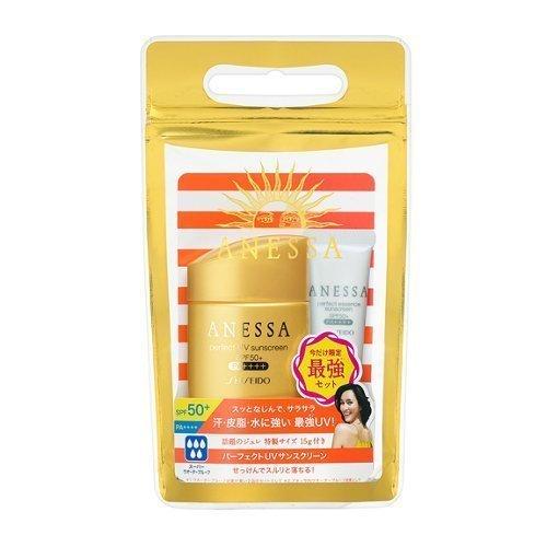 Shiseido ANESSA Perfect UV Sunscreen SPF50+ Set N[Limited]
