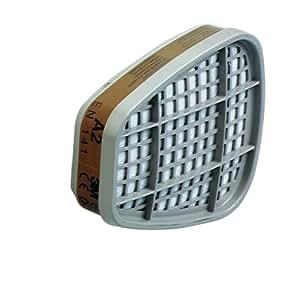 3M Cartuchos de Filtro Activo A2 06915 - 2 Piezas