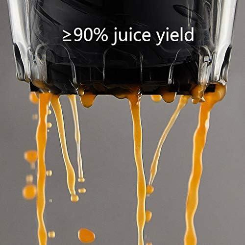 Extracteur de Jus de Fruits et Légumes Vertical Centrifugeuse Vitamin + sans BPA - 86 mm Large Bouche for l'élaboration de jus, confitures et sorbets