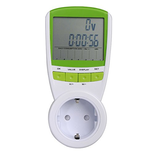 Global DANIU Electric Energy Saving Power Meter Watt Consumption Monitor Analyzer