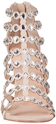 Steve Madden Shinning - Sandalias de tacón Mujer Blush Multi