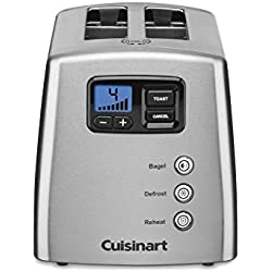 Cuisinart CPT-420FR 2 Slice Motorized Toaster (Certified Refurbished)