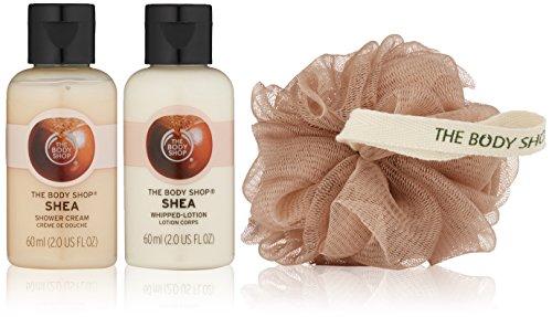 The Body Shop Shea Treats Cube  Gift Set
