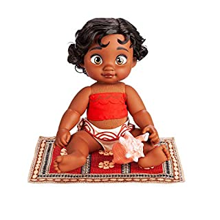 Disney Animators' Collection Moana Doll - Origins Series