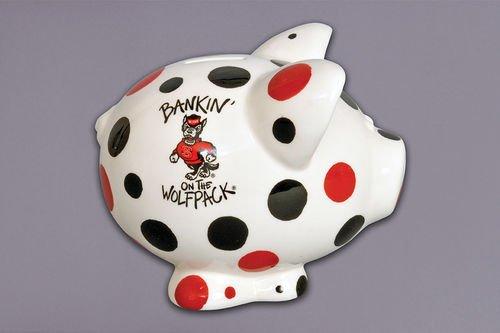 North Carolina State Piggy Bank - 2