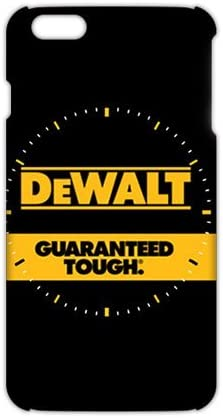 Cool Freedom dewalt 3D Phone Case for Iphone 6 Plus: Amazon.es: Electrónica