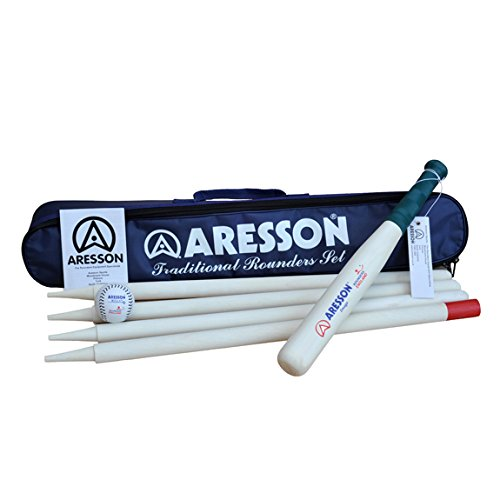 Wilkinson Aresson traditioneller Rounders-Satz SR910