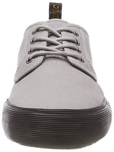 Grigio Unisex Sneaker Martens Dr Adulto Pressler Chiaro qOXnt