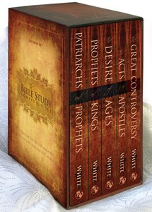 - Bible Study Companion Set - The Conflict Of The Ages Series