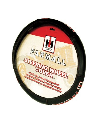 Plasticolor 006715R01 Farmall International Harvester Steering Wheel Cover ()