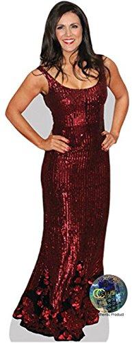 Susanna Reid (Red Dress) Life Size Cutout Celebrity Cutouts