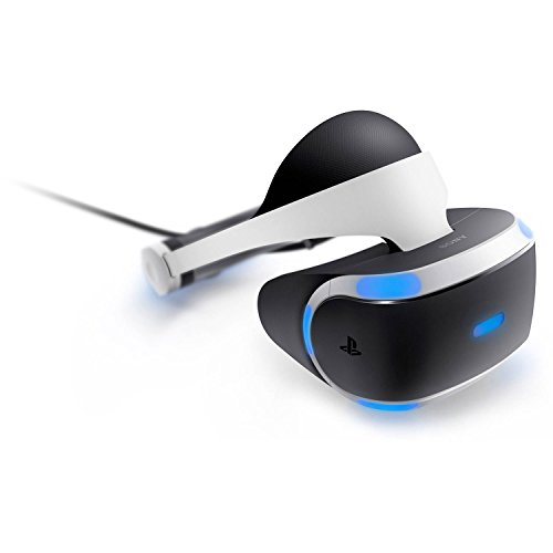 PlayStation VR (Best Sony Ps4 Headset)