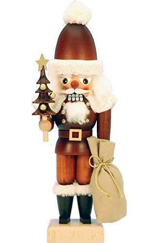 32-626 - Christian Ulbricht Nutcracker - Santa - 11.5''''H x 4''''W x 3.5''''D