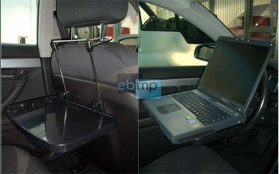 Coche de Auto Repisa portátil portátil Soporte de mesa mesa Ordenador Portátil portátil Soporte para asiento