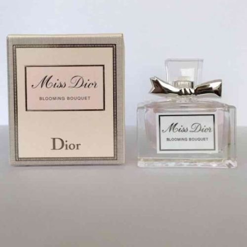 Miss Dior Blooming Bouquet Miniature For Women, 0.17 oz EDT **Free Name Brand Sample-Vials With Every Order*