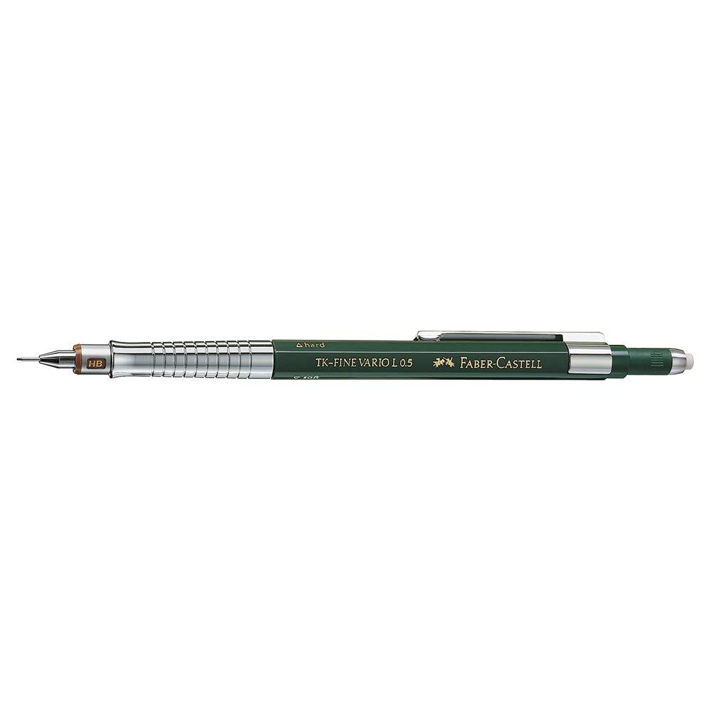 Faber-castell 135500 Tk-fine Vario L - Portaminas 0.5mm