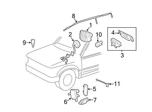 air bag ford escape - 3