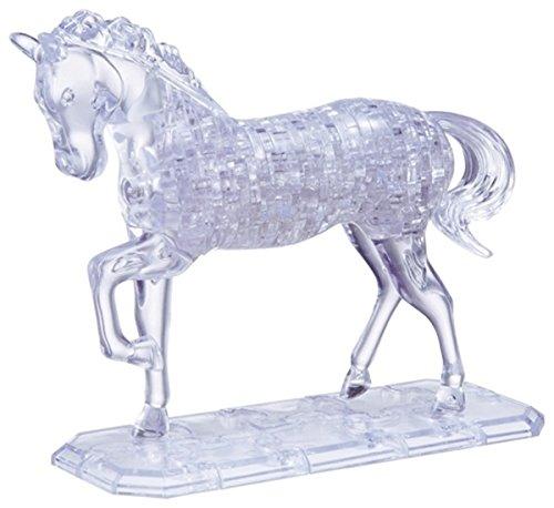 HCM Kinzel 9001 - Crystal Puzzle: Große Crystal Puzzle - Pferd