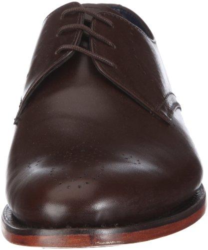 Daniel Hechter Praga 0498 - Zapatos clásicos para hombre Marrón