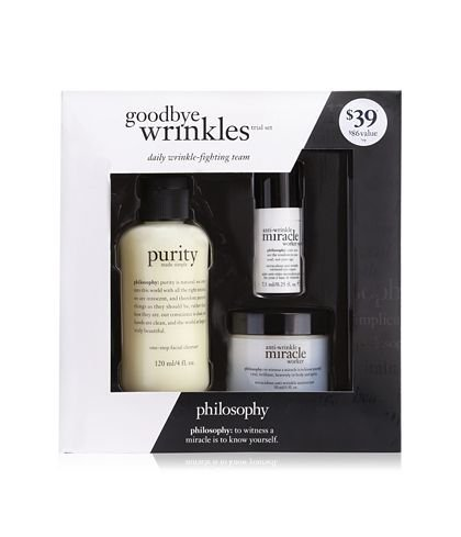 Philosophy Skin Care Regimen - 5