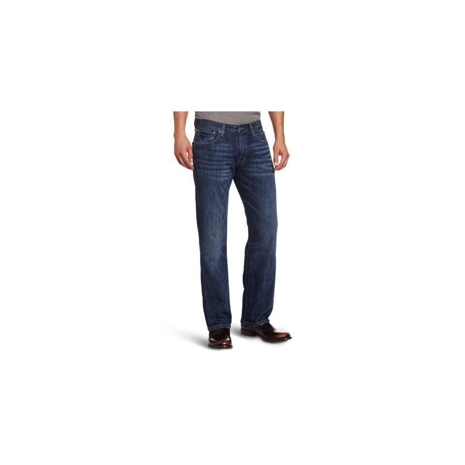 Lucky Brand Mens 221 Original Straight Leg Jean In Medium Temescal