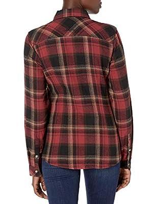 Legendary Whitetails Women's Cottage Escape Flannel Shirt