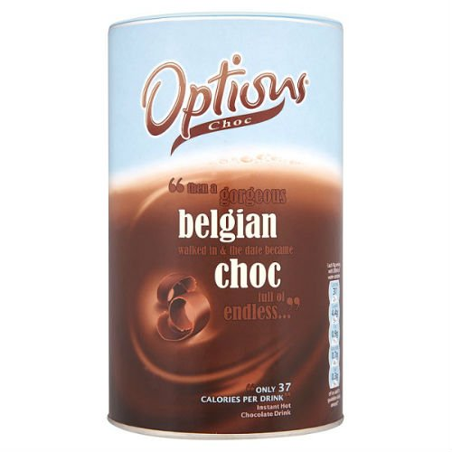 Options Choc 825G Case Of 6 by Options