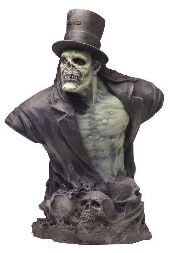 [Quarantine Studio Zombies Unleashed: Mr. Hyde Mini-Bust by Quarantine Studio] (Zombie Quarantine)