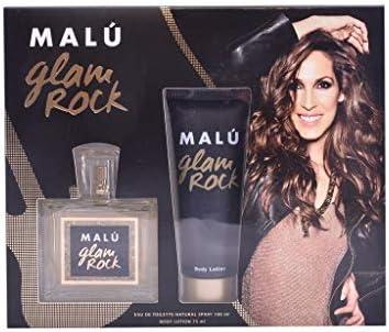 Malú 8411061942673 - Estuche Glam Rock 2 Piezas: Amazon.es: Belleza