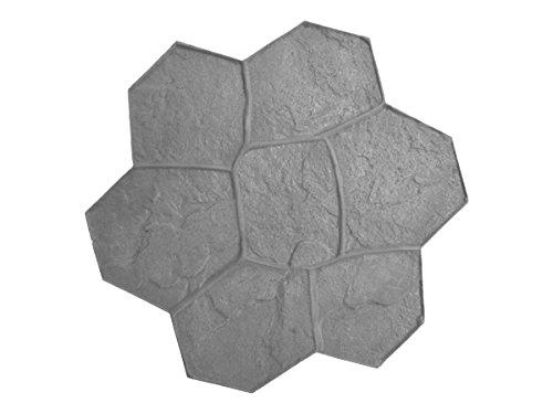 Original Random Stone Single Concrete Stamp Mat (Random Stone)