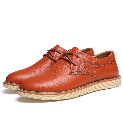 Miyoopark , Chaussures de ville à lacets pour homme - marron - marron foncé,