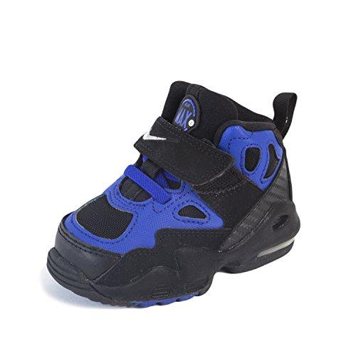 Nike Todder Boys Air Max Express Sneakers TD 525256 Sz 4c Black/Blue