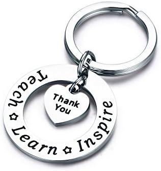 UdobuyPersonalized Teacher Keychain Little Pendant product image