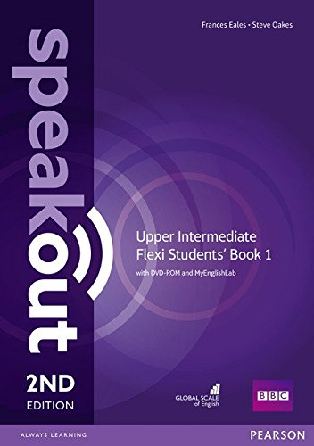 Speakout Upper Intermediate 2nd Edition Flexi Students' Book 1 with MyEnglishLab Pack ebook