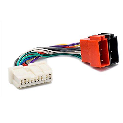 CARAV 12-118 Adattatore Radio ISO Wire connettore cablaggio Loom - Cavo adattatore stereo