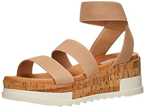 Steve Madden Bandi Women's Sandals (7.5, Blush)