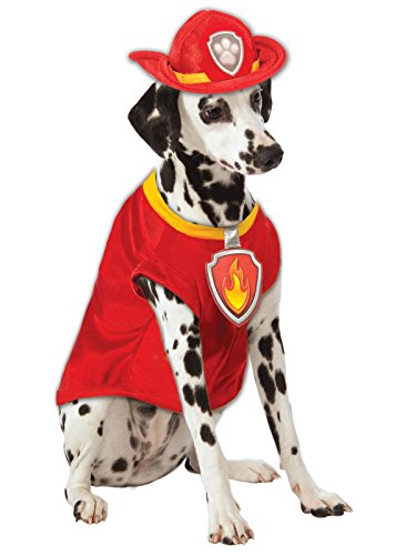 Paw Patrol Marshall Dog Costume]()