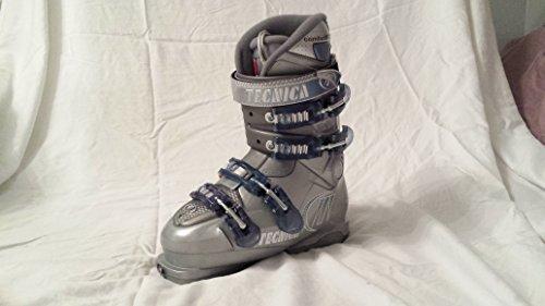 Tecnica Attiva Ex Comfort Fit Ladies Ski Boot 7.5