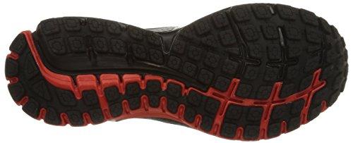 Multicolore Brooks Ghost Black Course Chaussures 8 Polnclana Homme GTX Silver de qH1q0UW