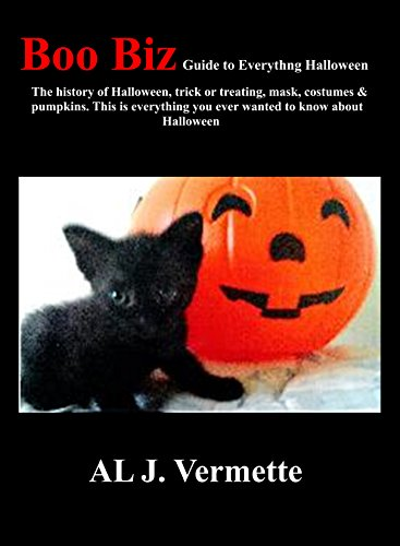 Boo Biz: Guide To Everything Halloween (Halloween History Costumes)