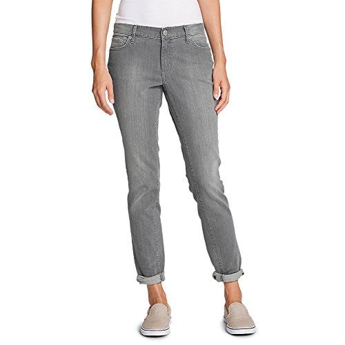 Eddie Bauer Women's Boyfriend Jeans - Slim Leg, River Rock 20