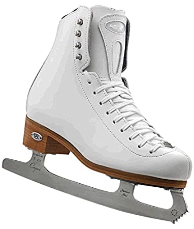 Amazon.com : Riedell 223 Stride Ladies Figure Skates Size 7. 5 ...
