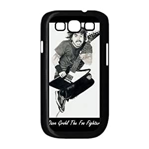Samsung Galaxy S3 9300 Cell Phone Case Black Dave Grohl Foo Fighters SQZ Phone Case 3D DIY