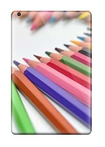 AERO Jose Aquino's Shop Awesome Design Pencils Heart Hard Case Cover For Ipad Mini 3 1966504K94018468