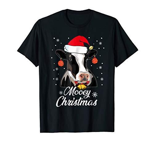 (Mooey christmas Cow Christmas lights)