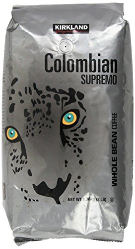 Kirkland Signature 100% Colombian Supremo Coffee, 48 oz