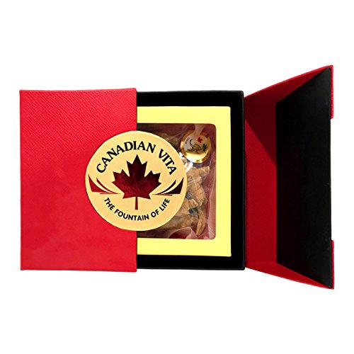CANADIAN VITA - Certified Authentic Canadian Ginseng for sale  Delivered anywhere in Canada