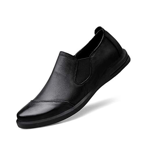 Ocio Puntadas Ligero De Hombres Boda Ayuda Negocios Los Vestir Redonda Cabeza Zapatos Manga B Acogedor Baja URxEwxq